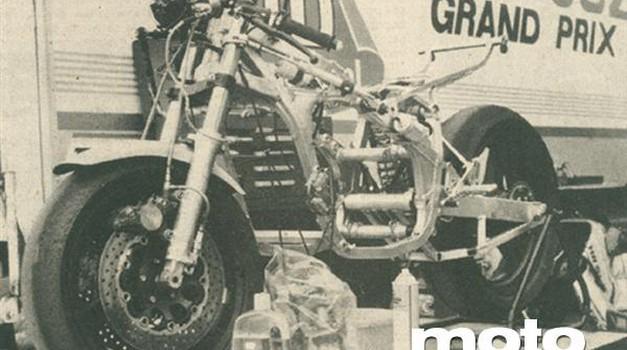 "Suzuki 500 XR 40 ""gamma 3"""