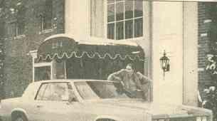 Cadillac Eldorado touring coupe