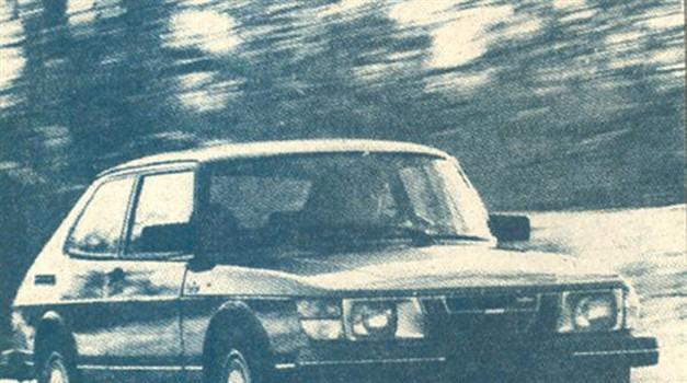 Saab 900 APC turbo