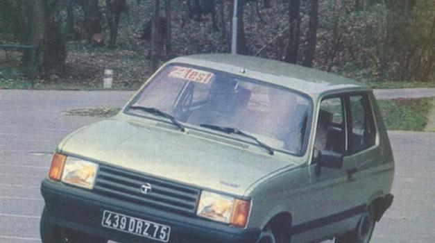 Talbot Samba GL