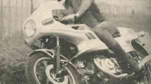 Ducati Pantah 600