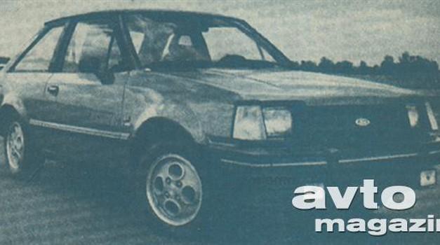 Ford Escort GT