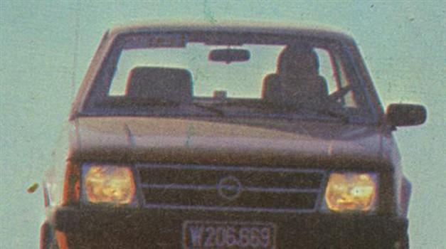 Opel Kadett 1,3