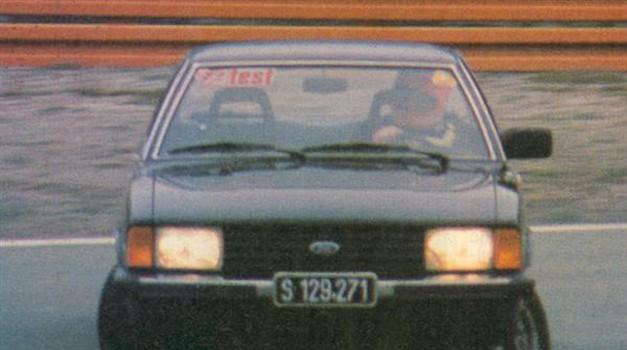 Ford Taunus 2.0 GL