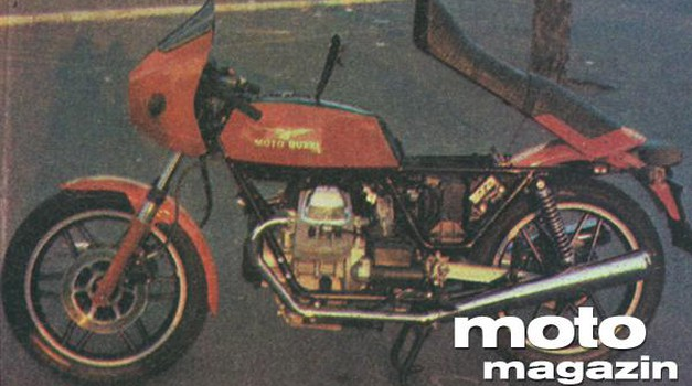 Guzzi 350 Imola