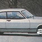 Ford Capri 1,6 GL