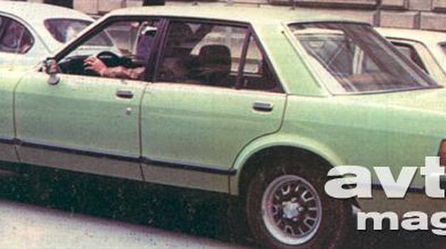 Ford granada 2,1 DL