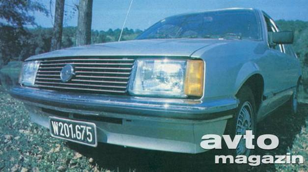 Opel Rekord 2.0 E berlina