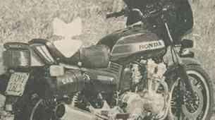Honda CB 750 F