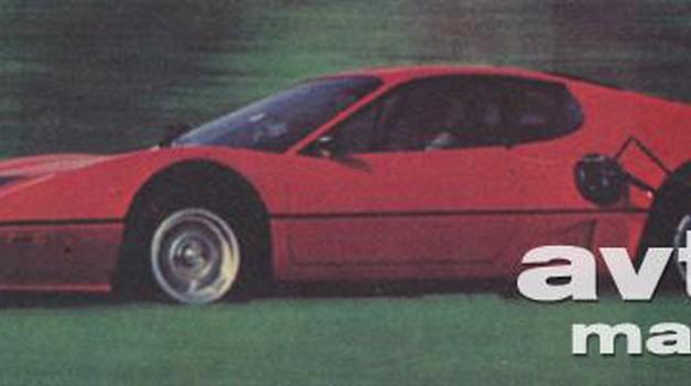 Ferrari Amerispec 512 BB