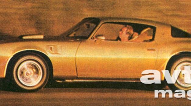Pontiac turbo trans-am