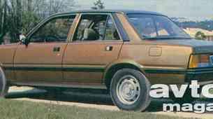 Peugeot 505 GR, SR, TI
