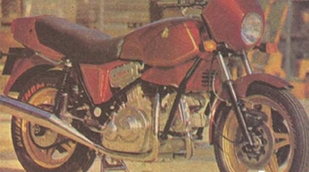 Hesketh V 1000