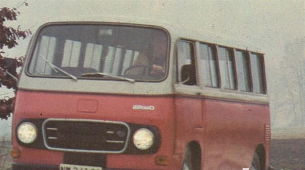 IMV 2200 D Minibus