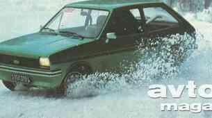 Ford Fiesta 1,1 L
