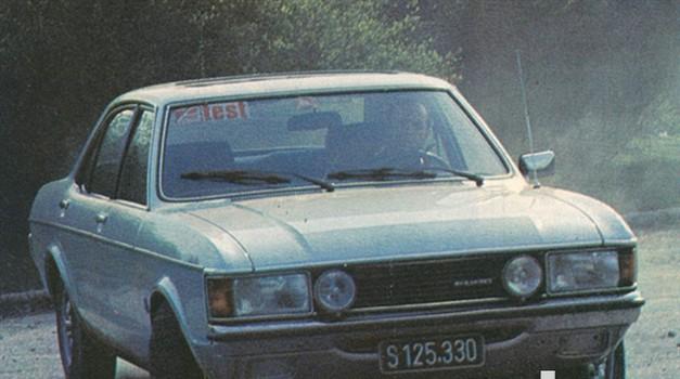 Ford Granada 2,3 L Traveller