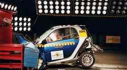 Euro NCAP: štirica za Smarta Fortwo