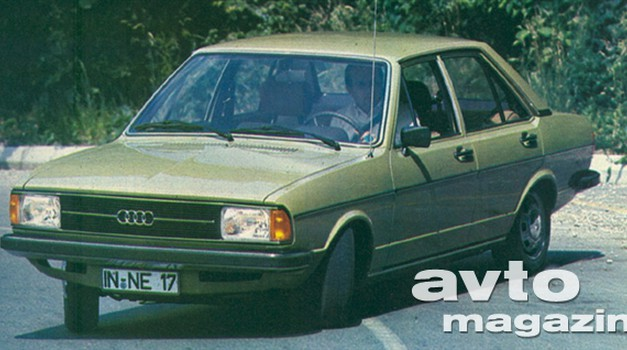Audi 80 L