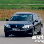 Renault Laguna Berline 2.0T Proactive Dynamique (foto: Vinko Kernc, Aleš Pavletič)
