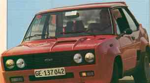 Fiat Abarth 131 Rally