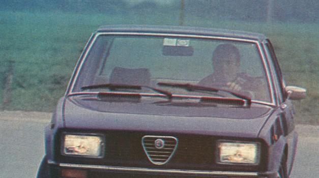 Alfa Romeo Alfetta 2,0