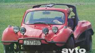 Volkswagen Buggy 1500