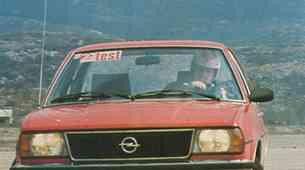 Opel Ascona 1,9 in Manta 1,9