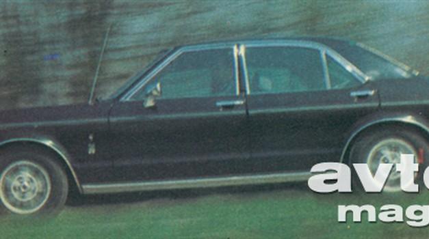 Ford Granada 3,0 ghia