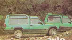 Matra Simca Rancho