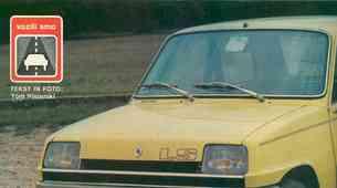 Renault 5 LS