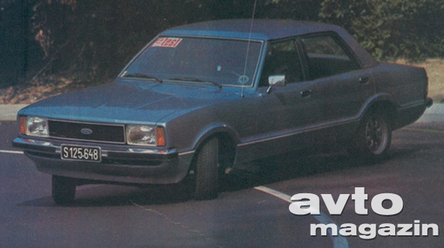 Ford Taunus 1,6 L