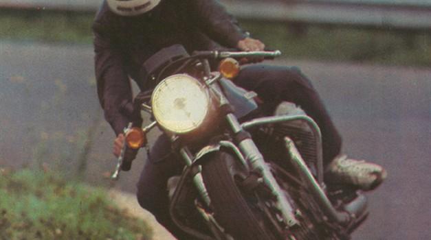 Moto Guzzi 750 S 3