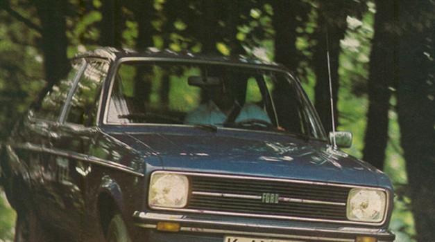 Ford Escort 1300 GL