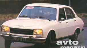 Peugeot 504 GLD
