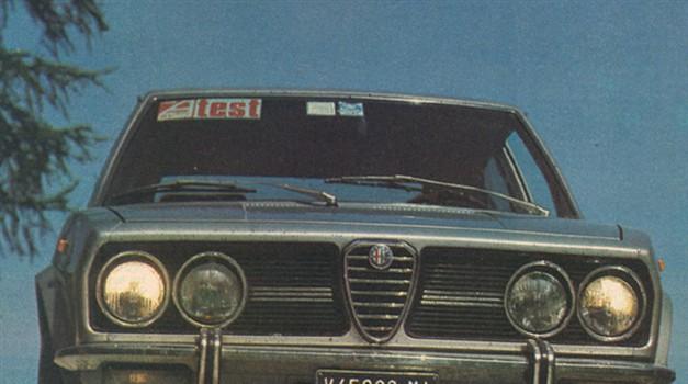 Alfa Romeo Alfetta 1,8
