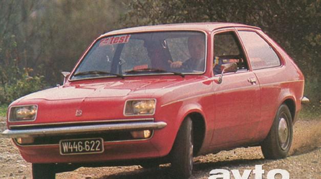 Vauxhall Chevette L