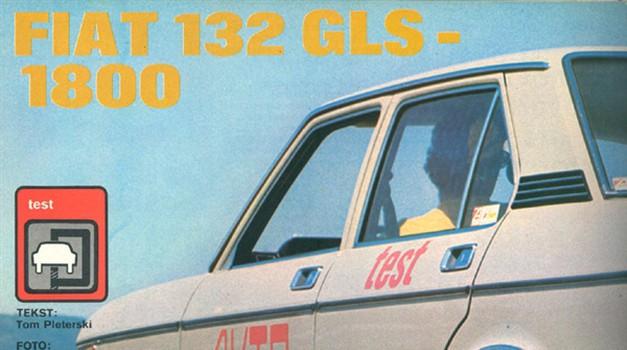 Fiat 132 GLS-1800
