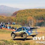 Vsi tovarniški Subaruji so odstopili vsaj enkrat (foto: moštva)