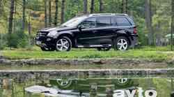Mercedes-Benz GL 420 CDI 4Matic