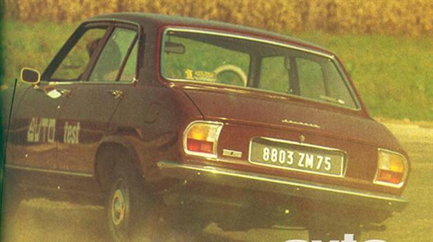 Peugeot 504 L