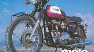 Triumph bonneville 750