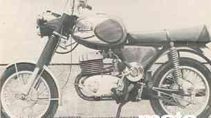 MZ 250 TS