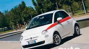 Fiat 500 evropski avto leta 2008