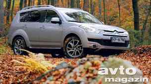 Citroën C-Crosser 2.2 HDi DPFS Exclusive