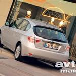Subaru Impreza 2.0 R (foto: Vinko Kernc)