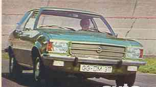 Opel Rekord II 1,9Coupe
