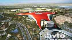 Veliki Ferrarijev tematski park Abu Dhabi