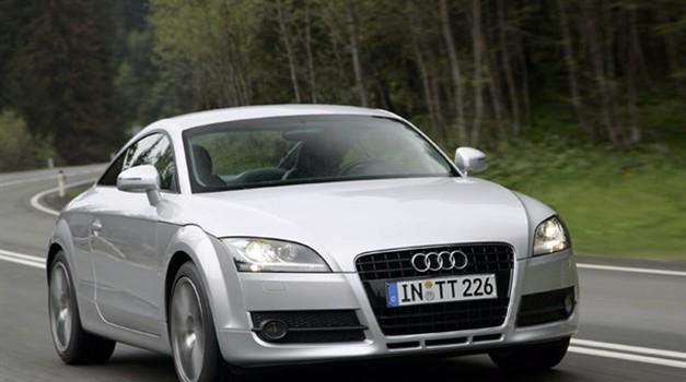 Audi TT TDI (foto: Audi)
