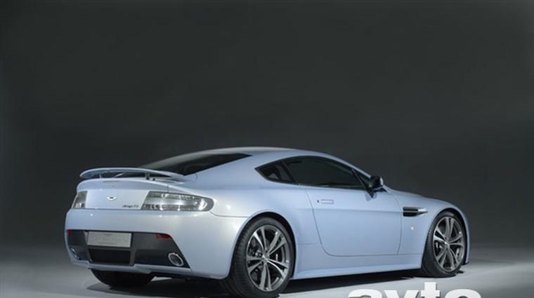 "Super Aston ima 600 ""konjev"" (foto: Aston Martin)"