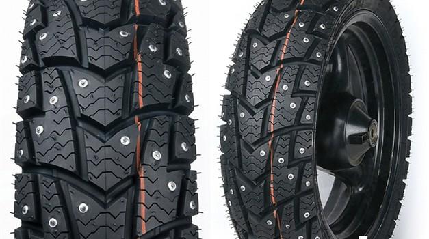 Zimske pnevmatike za skuterje (foto: Sava)